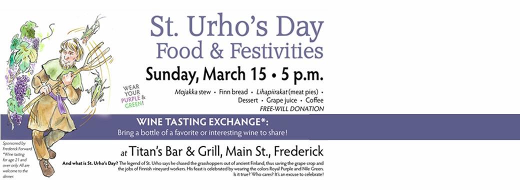 2015 St Urho's Day Frederick SD