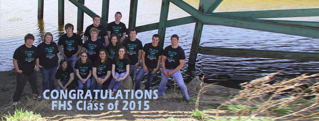 Frederick High School graduation Class of 2015 copy