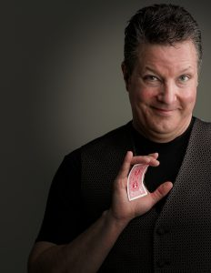 Jerry Frasier magician comedian