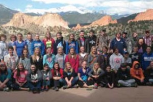 FHS Band has exhilarating trip to Denver