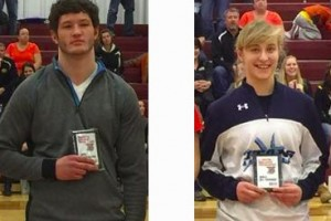 Weisser and Podoll make Holiday All-Tournament team