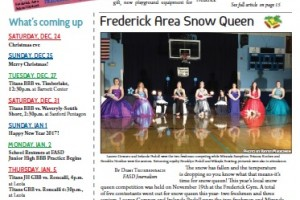 Frederick FYI Newsletter Dec 2016 - Jan 2017