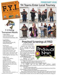 Frederick FYI Newsletter February 2018