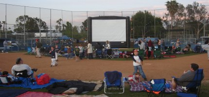 inflatable movie theater rental in Frederick, SD