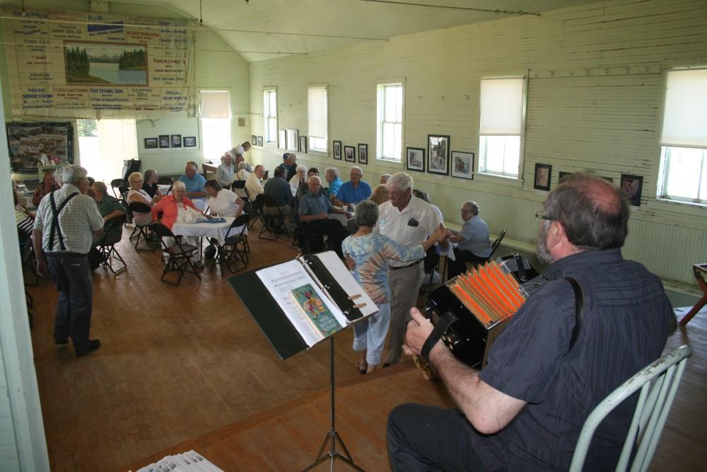 Music by Larry Saukko, Savo Hall, Finn Fest 2013