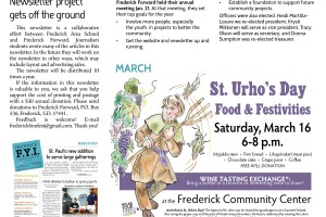 Frederick Forward 2013 year in review