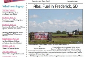 Frederick FYI Newsletter August 2016