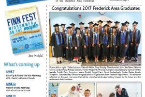 Frederick FYI Newsletter June 2017