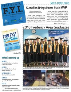 Frederick FYI News May-June 2018 edition