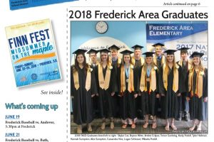 Frederick FYI News May-June 2018