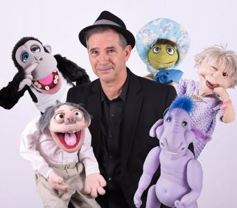 Kevin Horner ventriloquist and comedian