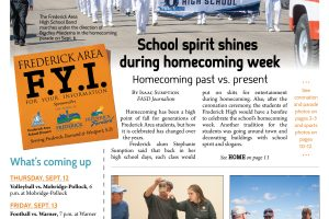 FYI Frederick Area News September 2019